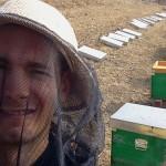 Alberto Brosio apicoltore