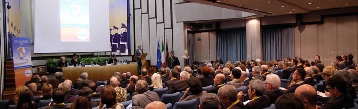 I partecipanti al convegno AIPCR
