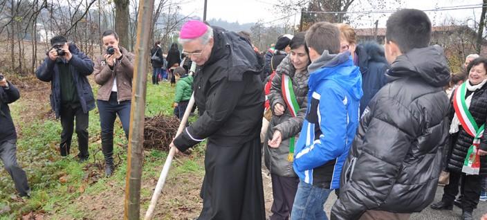 Monsignor Francesco Ravinale